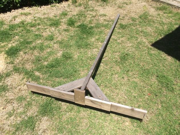50cmピッチで線を引く道具1