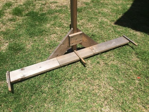 50cmピッチで線を引く道具2