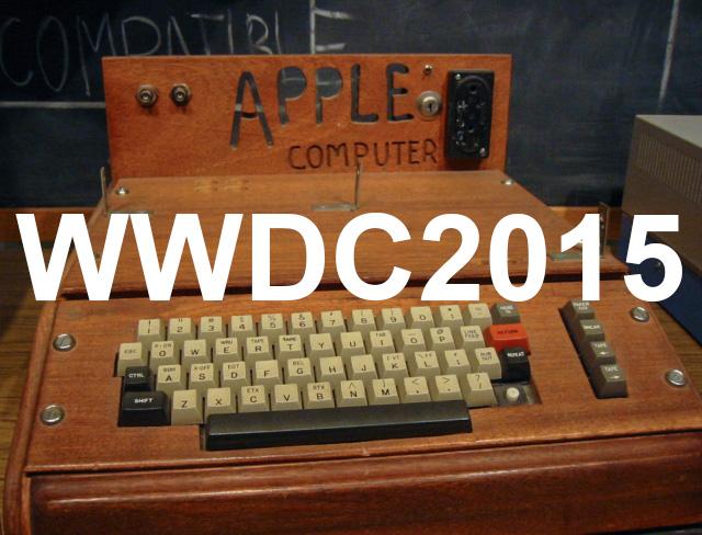 Apple WWDC2015